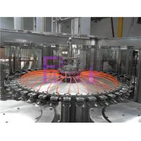 40 Heads High Speed Drinking Water Filling Plant For PET Bottle Manufactures