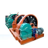 JZ series Electric Mine Shaft Sinking Wire Winder Manufactures