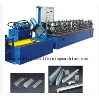20 Forming Stations In Automatic C - Z Changeable Purlin Roll Former 10Mpa - 12Mpa Manufactures