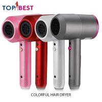 4 Colors Hair Salon Home Beauty Machine Strong Wind Electric Hair Blowers Dryer Manufactures