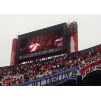 Dustproof  Stadium Perimeter Led Display With 960x960mm Standard Cabinet Manufactures