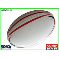 Traditional White Rugby Ball Manufactures