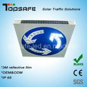 Traffic Ring-Like Sign/ LED Solar Traffic Sign (TP-SR-S2) Manufactures