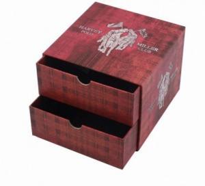 China Small Cardboard Mailing Boxes , Custom Handmade Cardboard Gift Boxes on sale
