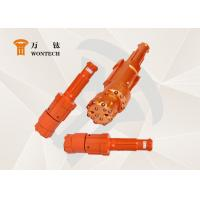 High Speed Eccentric Rock Hammer Drill Bits With Casing Tube Stable Performance Manufactures