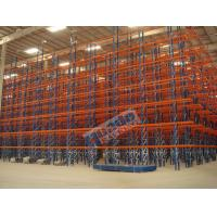 High Strength Steel Warehouse Pallet Racks Heavy Duty Pallet Racking System Manufactures
