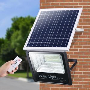 China High Brightness  Solar LED Flood Lights 40W 3000K-6500K Popular Design 2600LM on sale
