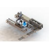 China Fully Automatic Battery Cleaning Dryer Lithium Battery Production Line on sale