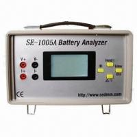 Battery Analyzer with Testing Capacity and Impedance Measure Manufactures