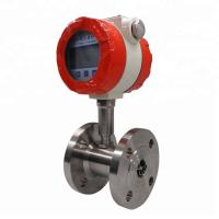 China High accuracy water smart turbine flow meter on sale