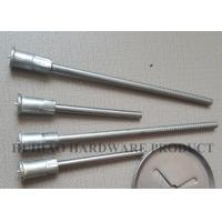 Rock Wool Insulation Fasteners CD Weld Pins With Square Cap For Insulation Board Manufactures