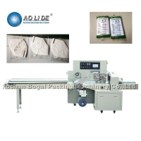 China PLC 40 Bags/Min Face Masks Sealing Packaging Machine on sale