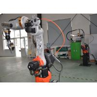 Aluminum MIG Welding Manipulator Magmeet Power Souce With Fround Rack Manufactures