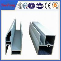 Aluminium extrusions profiles factory, Industrial triangle extruded aluminum profile Manufactures