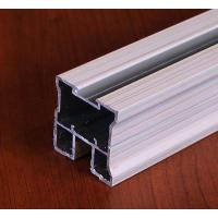 T6 Square Door Aluminium Frame Profile For Sliding Decorative Material Manufactures