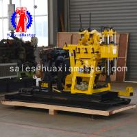 Supply HZ-200YY hydraulic rotary water well drilling machine engineering power drilling equipment Manufactures