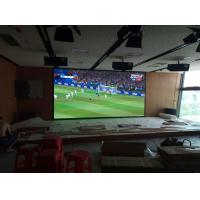China High Definition Flexible Led Display , P2.5 Indoor Rental Led Display Damp Proof on sale