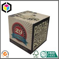 Both Ends Open Corrugated Cardboard Packaging Box; Color Packaging Box Manufactures