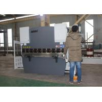 NC Sheet Metal Press Brake Machine 63 Tons 2.5m Manufactures