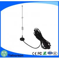 Buy cheap LTE 4G antenna GSM 3M cable SMA male Magnetic base Wireless WLAN Signal Booster from wholesalers