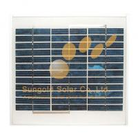 Poly Crystalline 25W 18V Solar Panel Manufactures