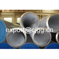 China Industrial API 5L Cold Drawn / Hot Rolled Steel Tube Oil / Gas Pipes wholesale
