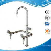 SHA1B-Three/Triple Way Lab Tap/Faucet,360 swing,304Stainless Steel Manufactures