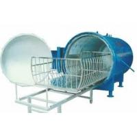1300psi operating pressure Stainless steel Autoclave Tank with Pt100 Temperature Sensor Manufactures