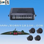 China 18 Months Guarantee Car Reverse Parking Sensors K4-E06 on sale
