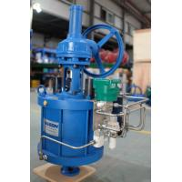 China Linear Pneumatic Actuator  For Gate Valves Globe Valve Double Acting Linear Actuator on sale