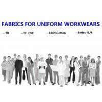 Uniform Workwear Fabric Collection 201804#LN Manufactures