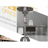 Stainless Steel Round Patio Heater 1400-2000mm Height Energy Saving Manufactures