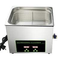 Household Ultrasonic Dental Instrument Cleaner For Fruit Vegetable Cleaning Manufactures
