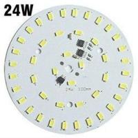 High power COB LED light circuit board Assembly , Aluminum pcb assembly Manufactures