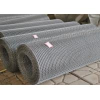 304 Stainless Steel Wire Mesh Woven For Mine Sieving , Size Custom Manufactures