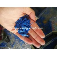 China PET Filament Yarn Making Machine By ALL Recycled PET Bottles Materials on sale