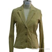 Ladies' Leather Garment (045) Manufactures