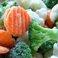 China IQF Frozen Mixed Vegetables, Carrot / Cauliflower / Broccoli etc. on sale