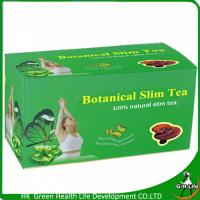 China Botanical slimming Tea wholesale diet Weight Loss Tea supplier on sale