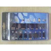 USB multi-charge cable for i-phone 3G/3Gs/i-pod nano/touch/classic NEW! Manufactures