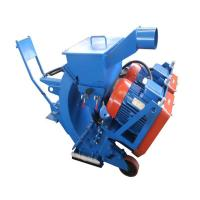 Customized Power Floor Concrete Shot Blasting Equipment Automatic High Efficiency Manufactures