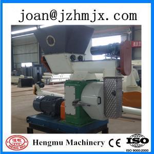 Large capacity 2t/h 160kw best ring die olive wood pellet machine Manufactures