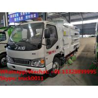 2019s YEAR-END PROMOTION! Factory sale good price JAC brand street sweeping vehicle for sale, for sale