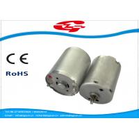 High Torque Micro Brushed Permanent Magnet Motor 370 For Home Appliance Manufactures