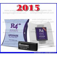 R4isdhc Upgrade (The purple) 2016 R4iSDHC R4i 3DS R4i game card 3ds flash card for 3DSLL 3 Manufactures
