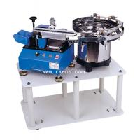 Automatic cutting machine for loose radial capacitor and LED parts Manufactures