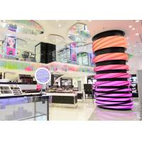 Seamless Matching 360 LED Display , Indoor Full Color Creative LED Display Manufactures