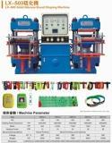 Solid Silicone Brand Shaping Machine (LX-S03) Manufactures