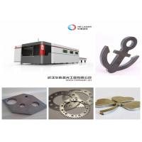 3000 W 4000 W Ipg Fiber Stainless Steel Laser Cutting Machine , Cnc Laser Cutter For Metal Manufactures