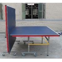 Mobile Table Tennis Table (TE-02C) Manufactures
